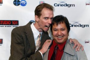 The film company work brought me face to face with Star Trek: Discovery's Doug Jones